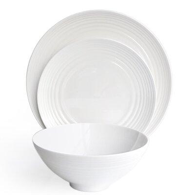 American Atelier Round 12 Piece Dinnerware Set