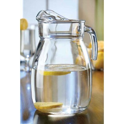 Fifth Avenue Crystal Pitcher
