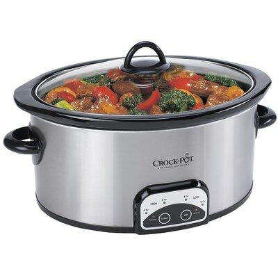 Smart Pot® 6 Qt. Slow Cooker by Crock-pot