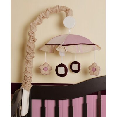 Geenny Boutique Baby Girl Artist Music Mobile