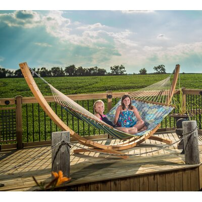 Quilted Fabric Hammock by Vivere Hammocks