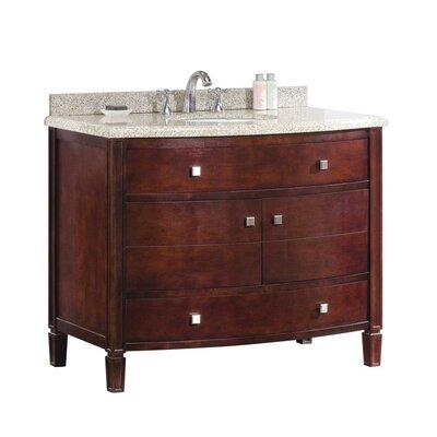 "Georgia 42"" Single Bathroom Vanity Set Product Photo"