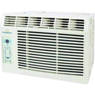 6,000 BTU Energy Efficient Window Air Conditioner with Remote Product Photo