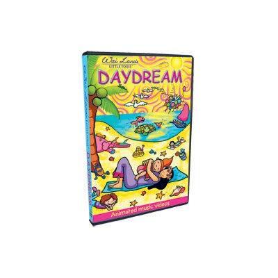 Wai Lana Little Yogis Kids Daydream DVD