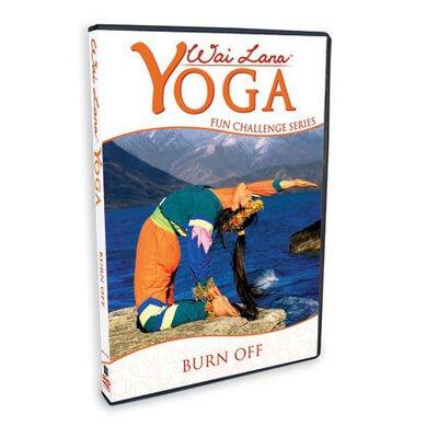 Wai Lana Yoga Burn Off DVD