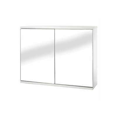 """Simplicity 23.62"""" x 17.71"""" Surface Mount Medicine Cabinet Product Photo"""