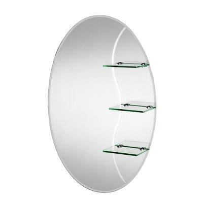 Coniston Oval Mirror by Croydex