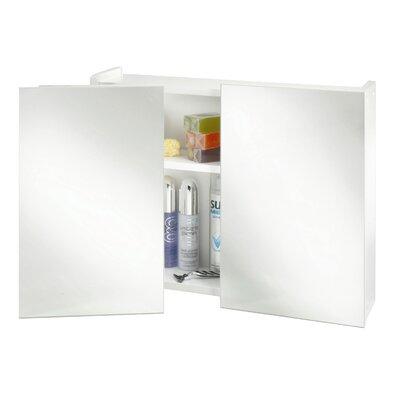 "Swivel 23.62"" x 18.5"" Surface Mount Medicine Cabinet Product Photo"