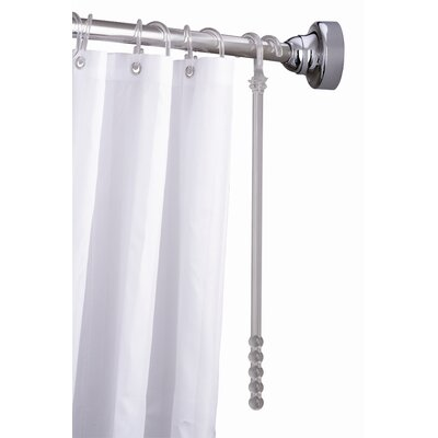 Croydex 5 ft Revolving Shower Rod