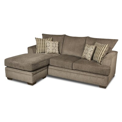 Avery 2 Piece Sectional Sofa by Chelsea Home Furniture