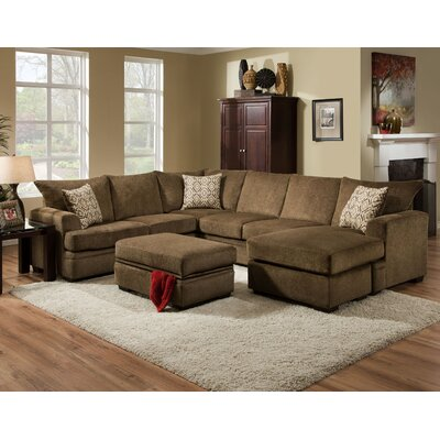 Atherton 2 Piece Sectional by Chelsea Home Furniture