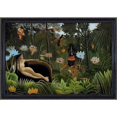 Rousseau The Dream Canvas Art by Tori Home