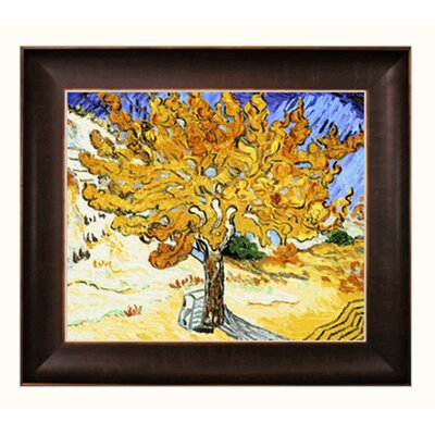 Van Gogh The Mulberry Tree Canvas Art by Tori Home