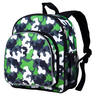 Camo Pack 'n Snack Backpack by Wildkin