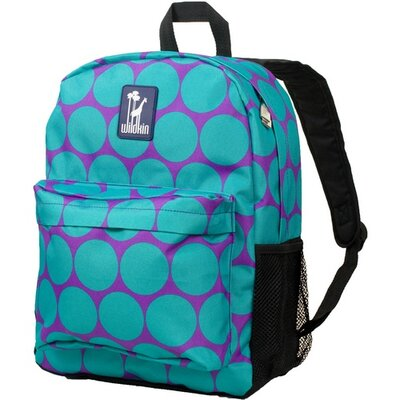 Big Dots Crackerjack Backpack by Wildkin