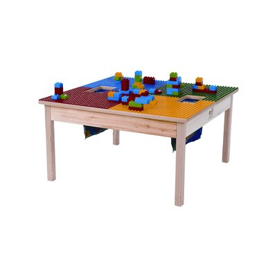 """Synergy Management 32"""" x 32"""" Fun Builder Table"""