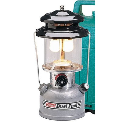 Coleman Premium Dual Fuel Lantern with Hard Carrying Case