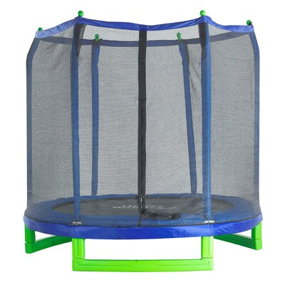 7' Trampoline with Enclosure Product Photo