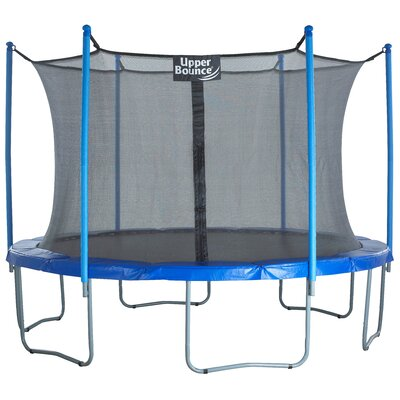 14' Trampoline with Enclosure Product Photo
