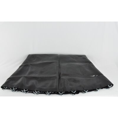 "Upper Bounce Jumping Surface for 15' Trampoline with 90 V-Rings for 7"" Spring"