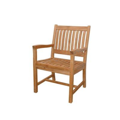Anderson Teak Rialto Dining Arm Chair