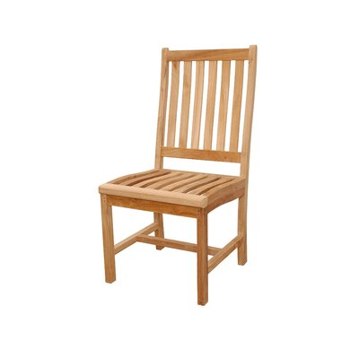 Anderson Teak Wilshire Dining Side Chair
