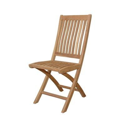 Anderson Teak Tropico Folding Dining Chair