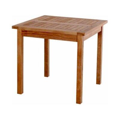 "Anderson Teak Bahama 35"" Square Table"