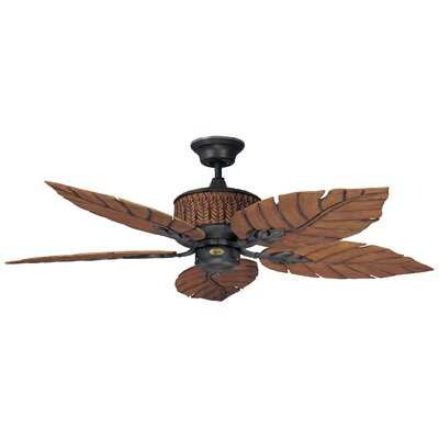 "52"" Fernleaf Breeze 5 Blade Ceiling Fan Product Photo"
