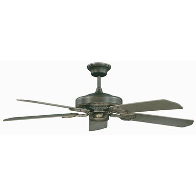 "52"" French Quarter 5 Blade Ceiling Fan Product Photo"