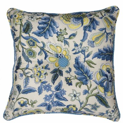 Imperial Dress Garden Path Reversible Cotton Throw Pillow by Waverly