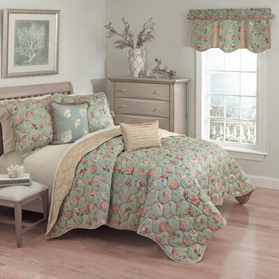 Shore Thing 3 Piece Twin Quilt Set by Waverly