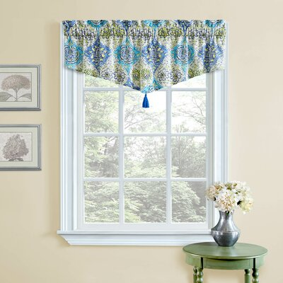 Kings Turban Ascot Curtain Valance Product Photo