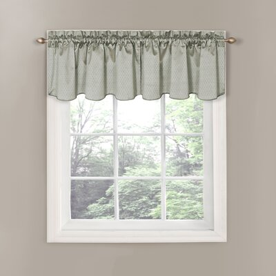 "Canova 42"" Blackout Window Curtain Valance Product Photo"