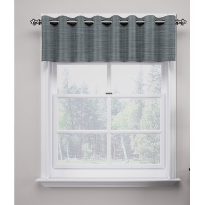 "Deron 52"" Blackout Curtain Valance Product Photo"