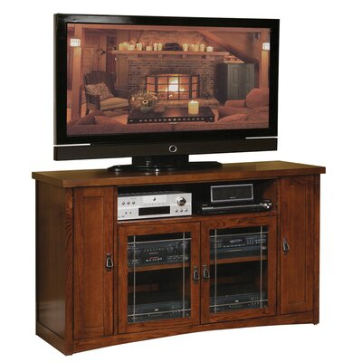 Mission Pasadena Tall TV Stand by Martin Home Furnishings
