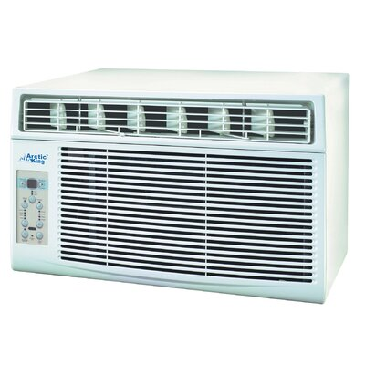 12,000 BTU Window Air Conditioner with Remote Product Photo
