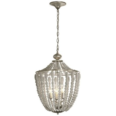 Laura 5 Light Chandelier Product Photo