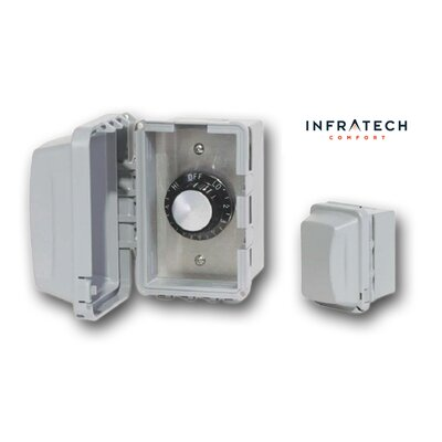 Infratech INF Surface Mount Waterproof Control Assembly
