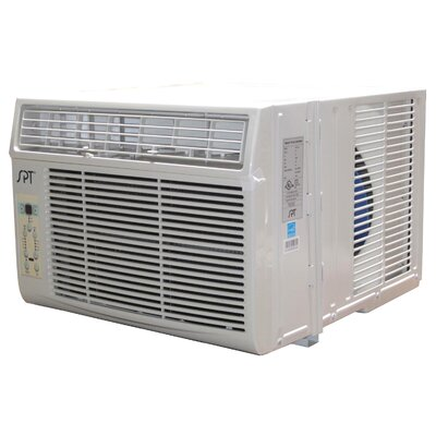 10,000 BTU Energy Efficient Window Air Conditioner with Remote Product Photo