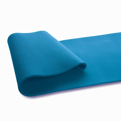 Anti Microbial Height Density Exercise Mat by ToneFitness