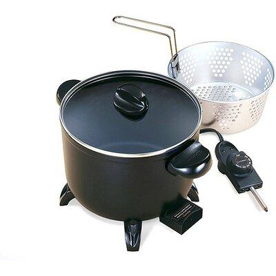 Presto Control Master Kitchen Kettle-Electric Multi-Cooker/Steamer