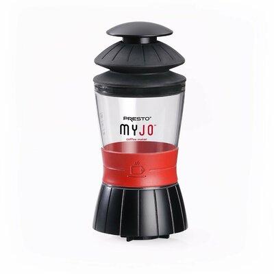 MyJo Single Cup Coffee Maker by Presto