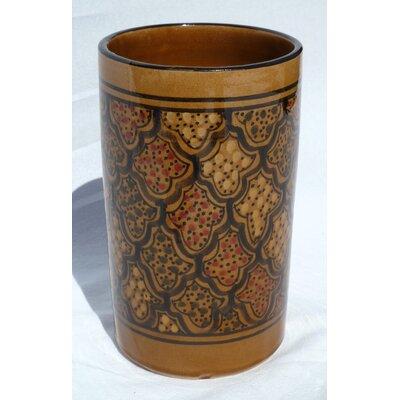 Le Souk Ceramique Honey Design Utensil / Wine Holder