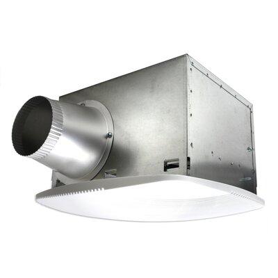 NuVent 50 CFM Low Sone Bathroom Fan by Nuvent
