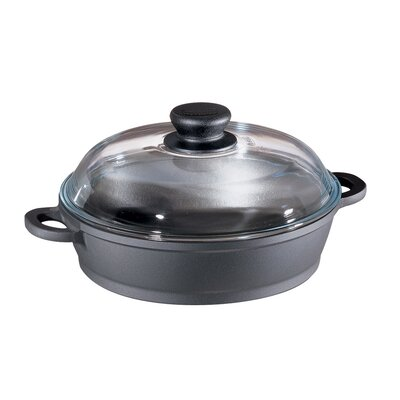 Tradition Casserole / Saute Pan with High Dome Lid by Berndes