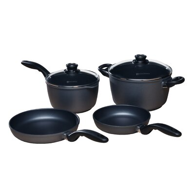 6 Piece Cookware Set by Swiss Diamond