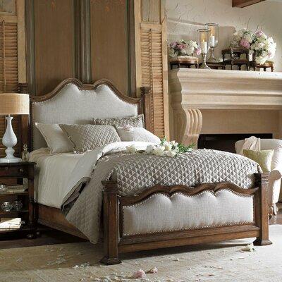Stanley Furniture European Farmhouse Hampton Hill Panel Bed