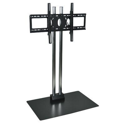Luxor H Wilson Flat Panel Cart TV Stand