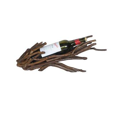 Chris Bruning Antares Horizontal 1 Bottle Tabletop Wine Rack by Groovystuff